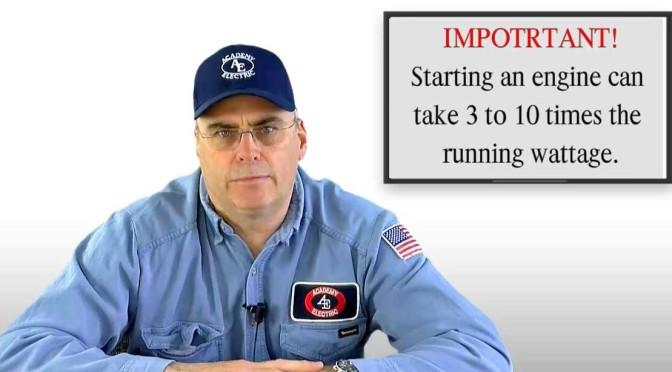 Dan O'Brien Academy Electrical Contractors Generator Specialist