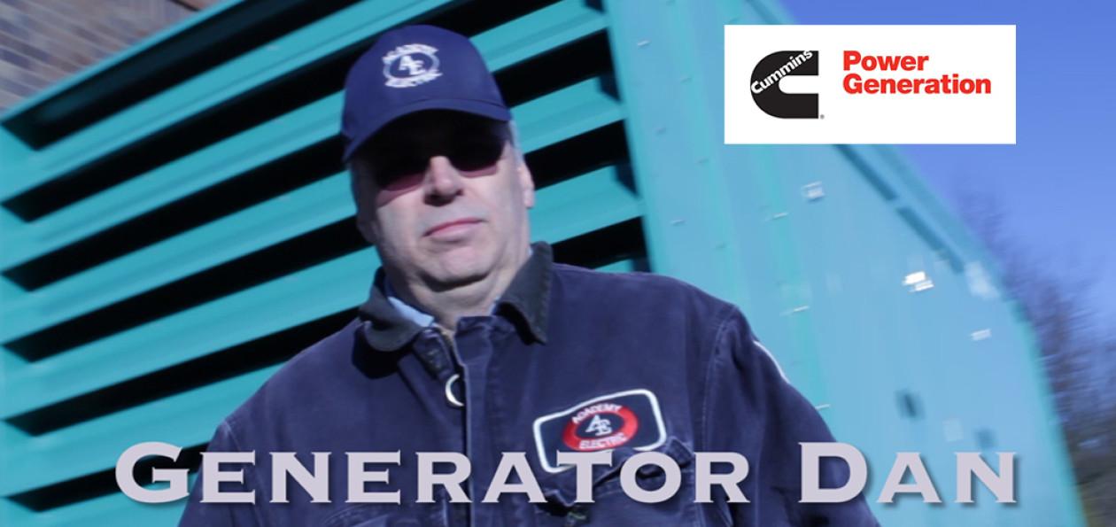 Generator Dan O'Brien