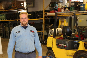 Mike Davis Electrical Power Systems Project Manager