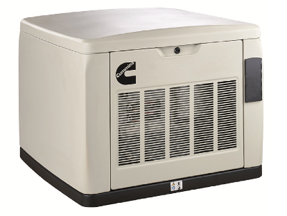 Generator Dan Cummins QuietConnect series